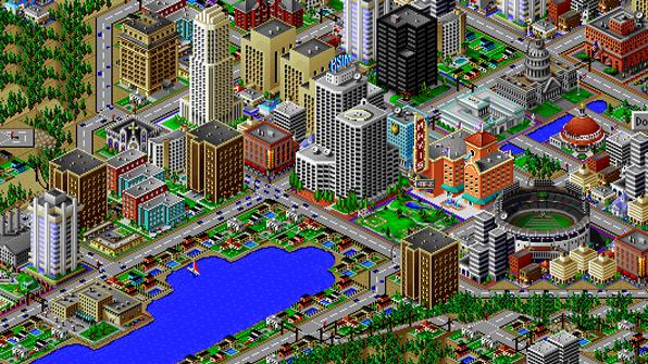 SimCity 2000 - Web #1