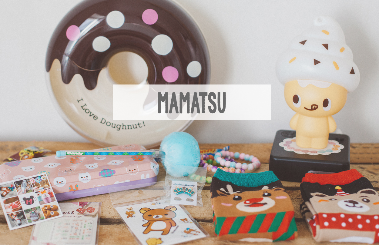 J'ai découvert Mamatsu // Le paradis de la mignonnerie