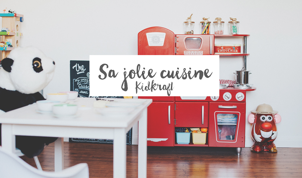 Sa jolie cuisine Kidkraft