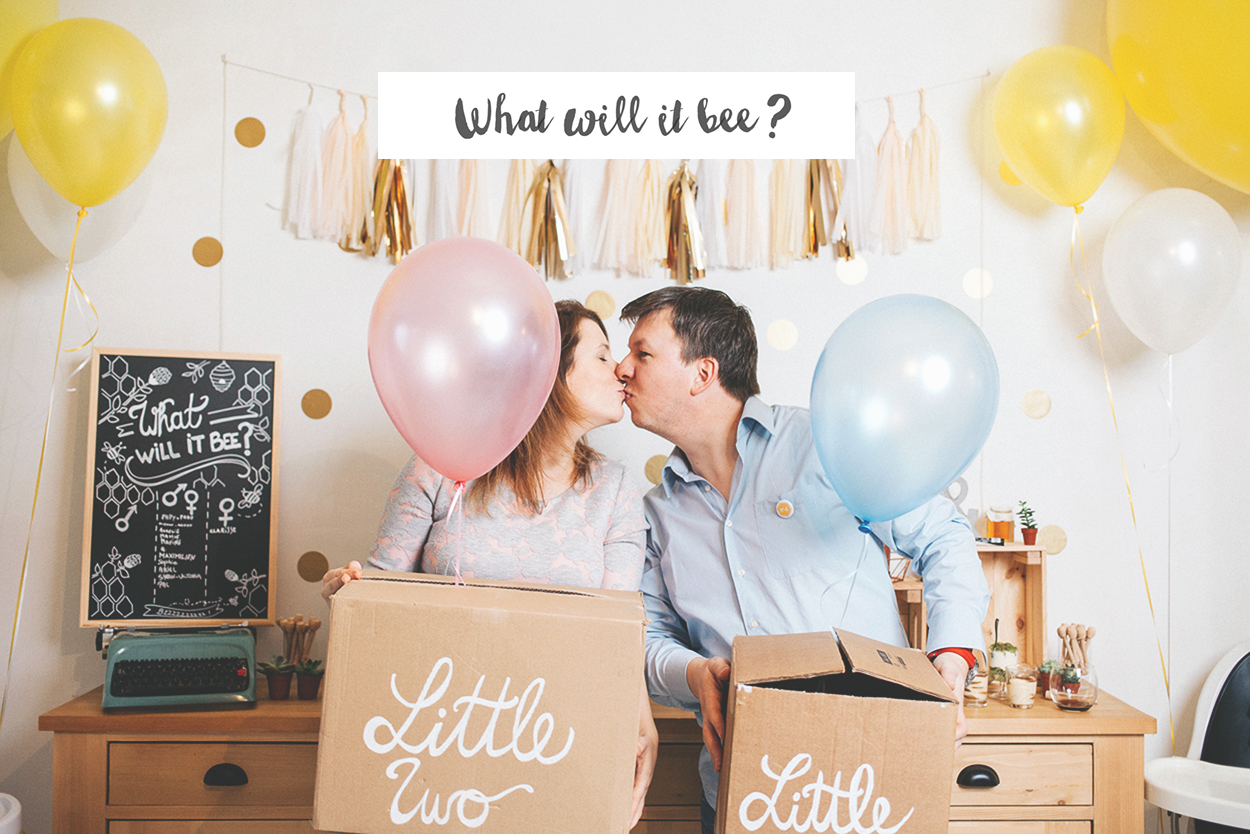 [ Gender Reveal Party ] What will it bee ?