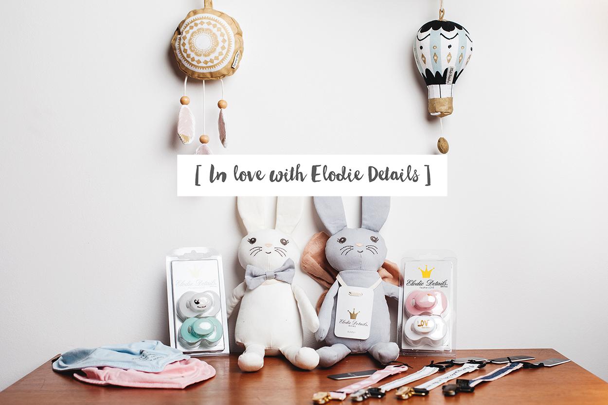 Elodie details – Complètement in love