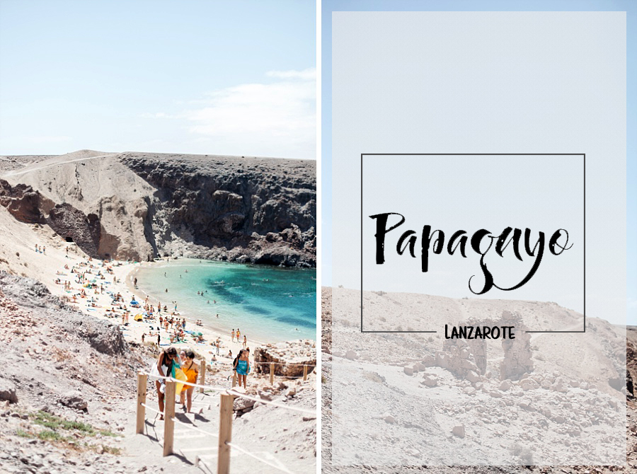 Lanzarote Papagayo