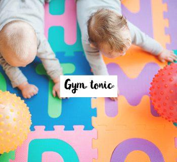 Baby gym avec Babytolove #Berceau Magique