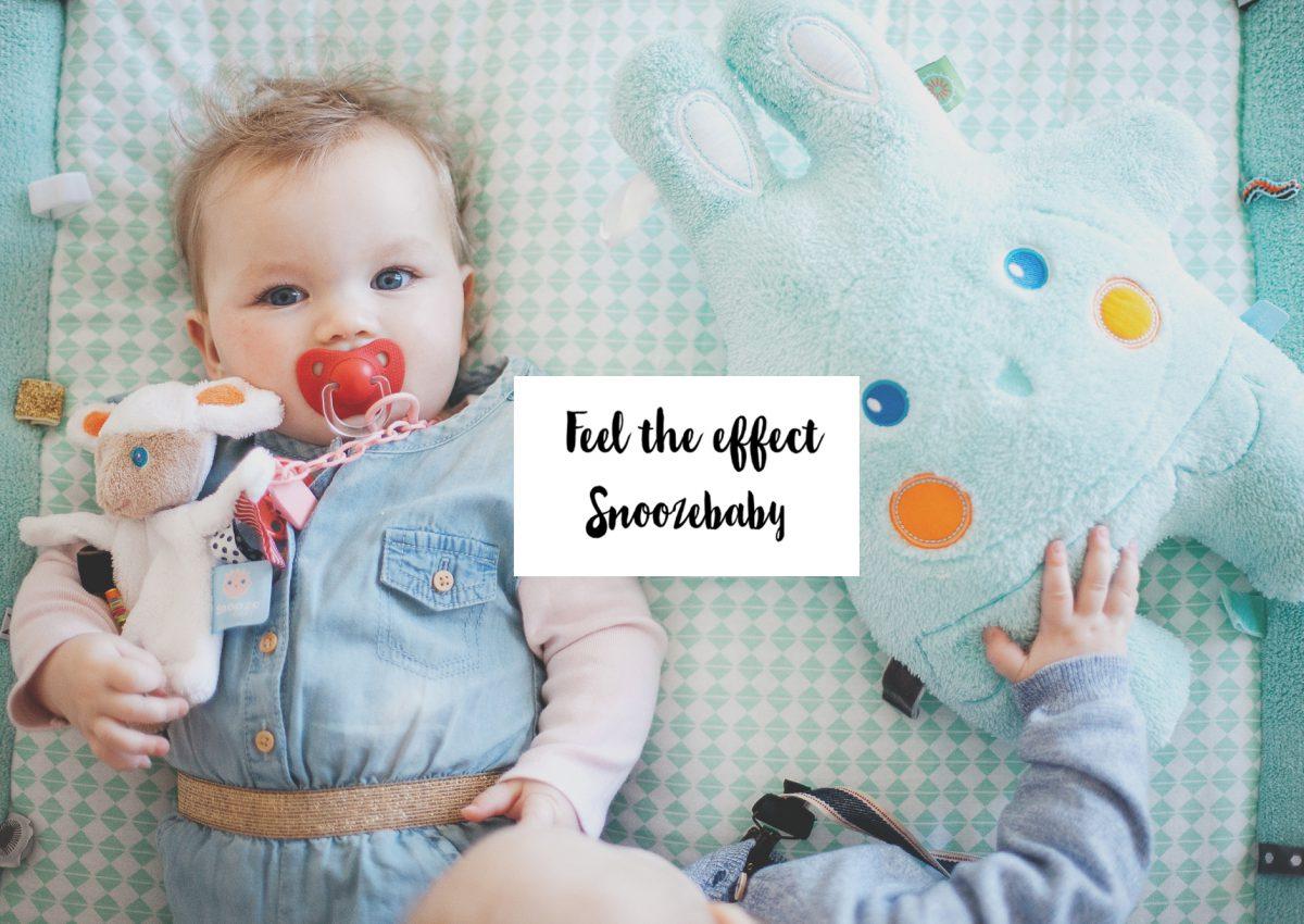 Feel the effect – Snoozebaby #Berceaumagique