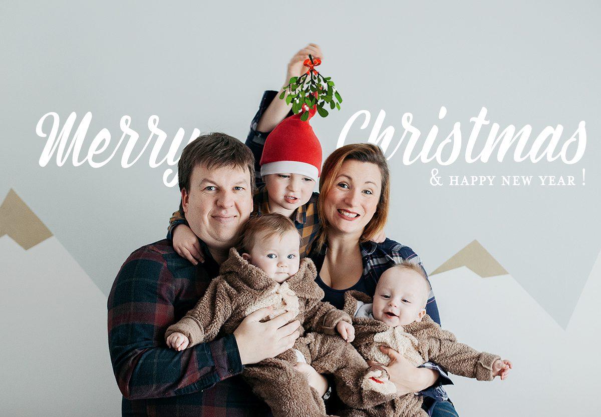Be merry ! (Noël )
