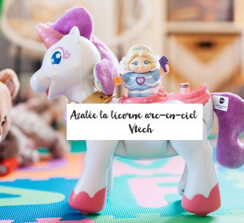 Azalée, la licorne arc-en-ciel enchantée #Vtech