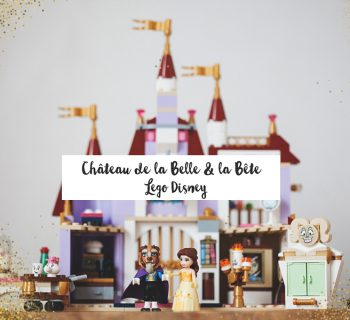 Le château de la Belle et la Bête #LEGO