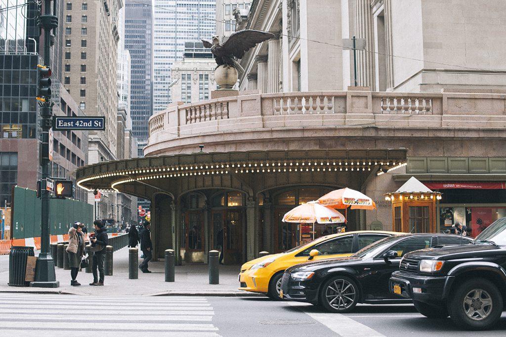 New York Manhattan Grand Central Station