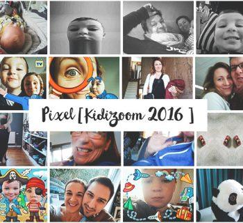 Pixel & son Kidizoom duo en 2016 #Vtech