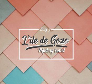 Mystery travel to Malte (Gozo) #day 3