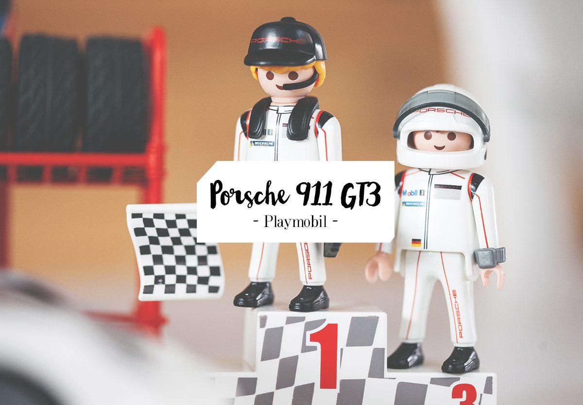 Porsche 911 GT3 Cup #Playmobil