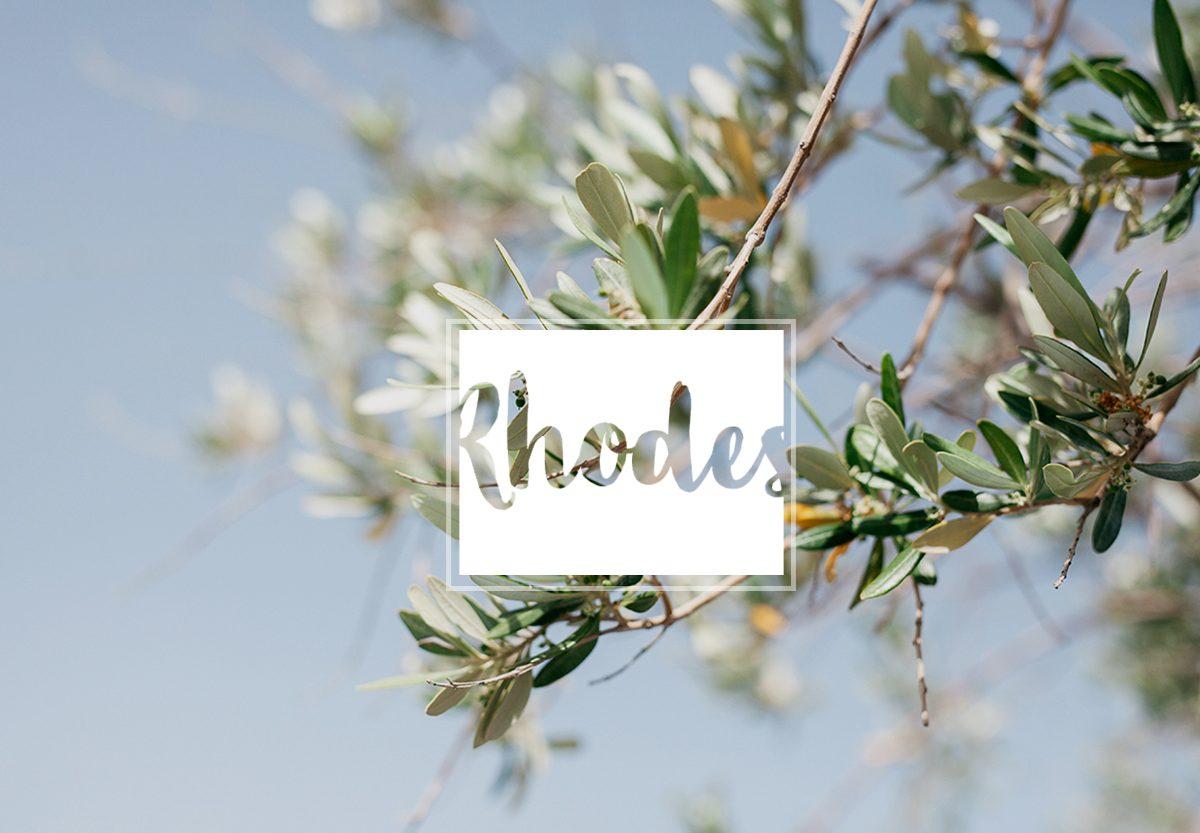 Rhodes – Chacun son rythme avec Neckermann – Kolymbia