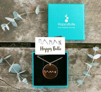 MAMAN – Happy bulle
