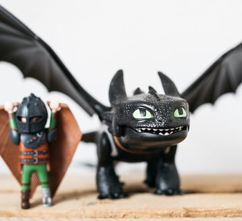 Playmobil : Adopte un dragon !