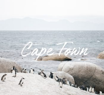Cape Town – Day three #Mysterytravel