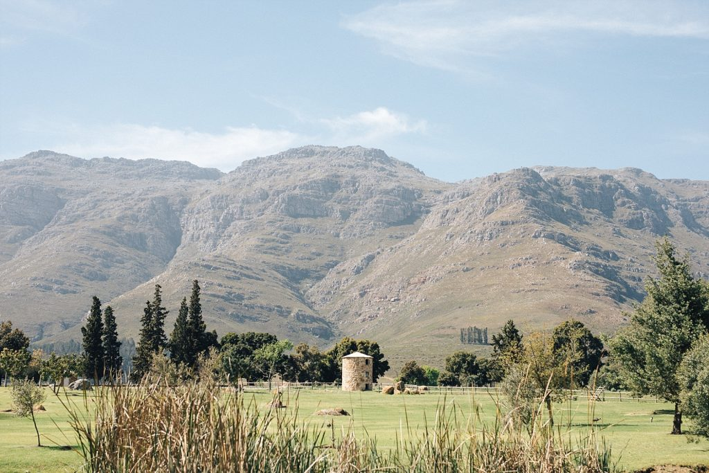 Cape Town Stellenbosch