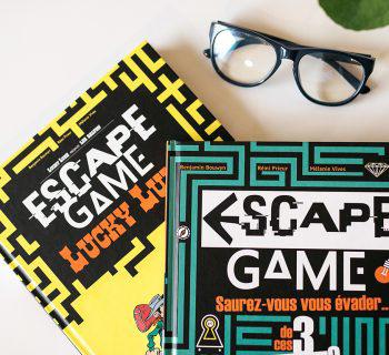 On a testé les livres Escape Game