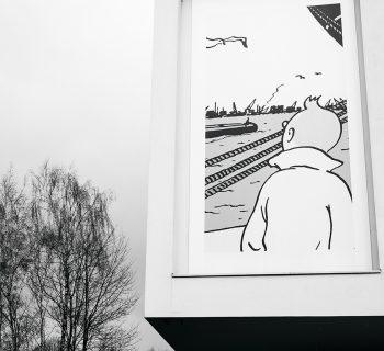 Le musée Hergé et les aventures de Tintin [ LLN ]