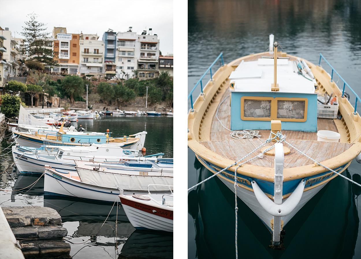 Ágios Nikólaos Crète Lassithi
