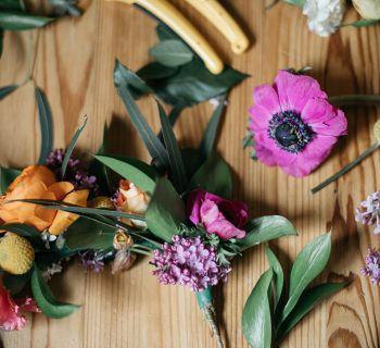 Atelier couronnes de fleurs – Petula Rose