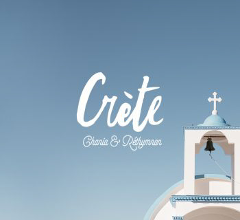 Crète – Chania & Rethymnon [ Neckermann ]