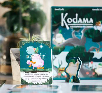 Kodama, les esprits de l'arbre