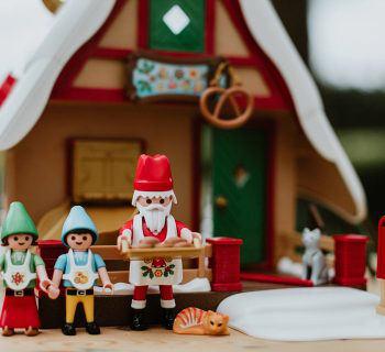 L'Atelier de biscuits du Père Noël – Playmobil