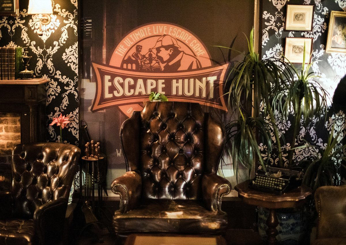 Escape Hunt – Intrusion à la tour japonaise