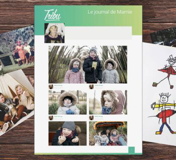 Le journal de mamie – Tribu