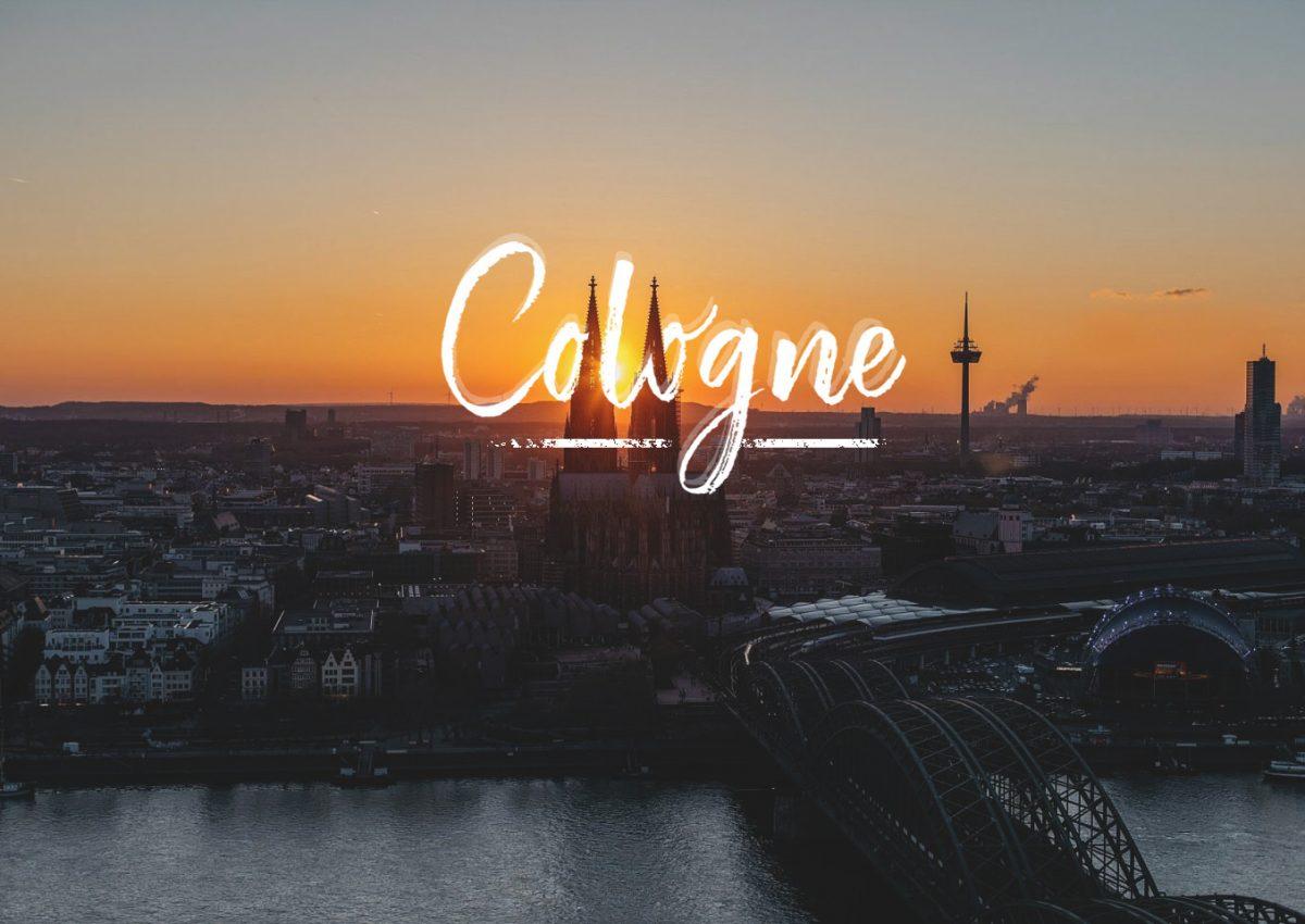 A la découverte de Cologne