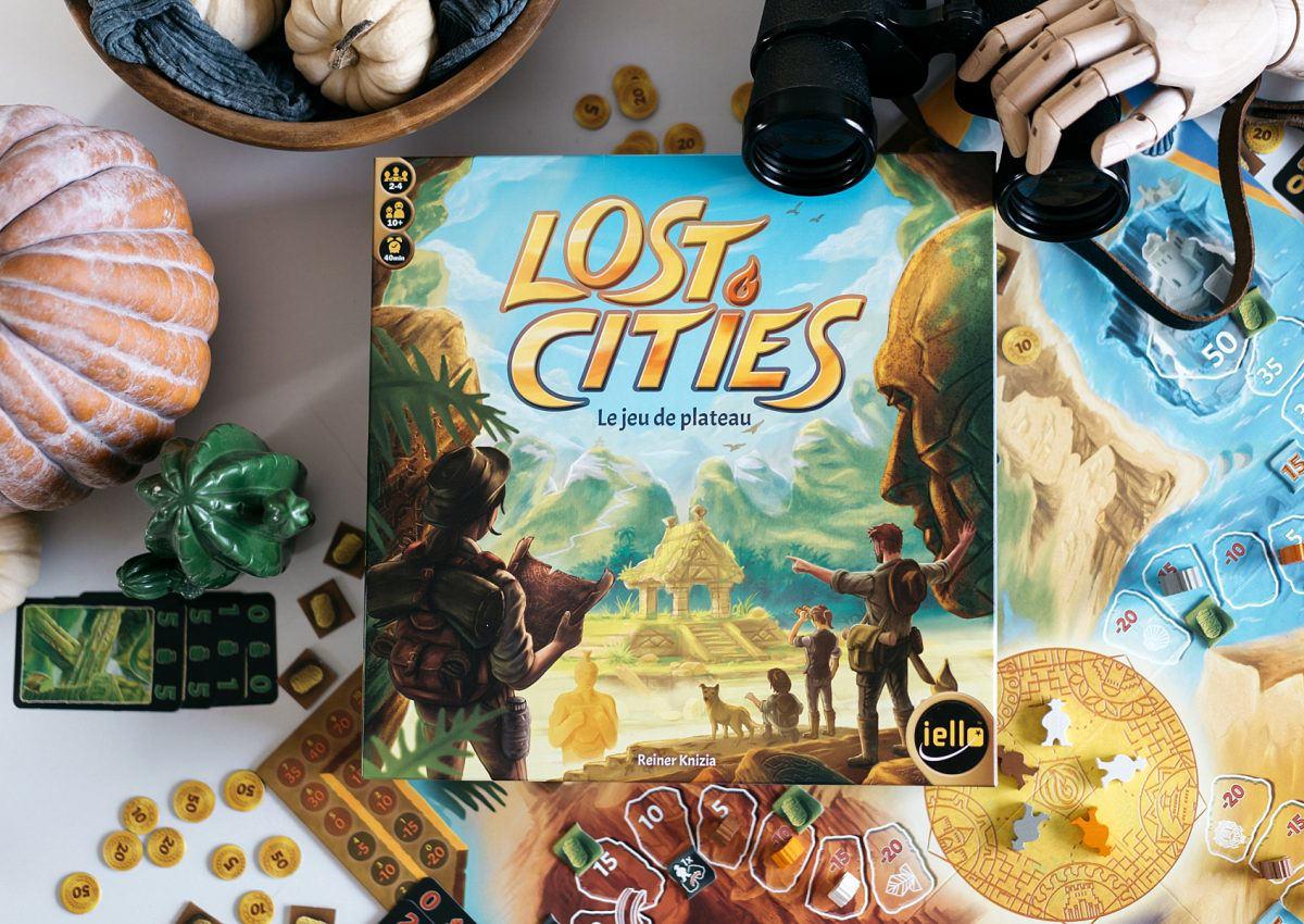 Tous les chemins mènent à Lost Cities