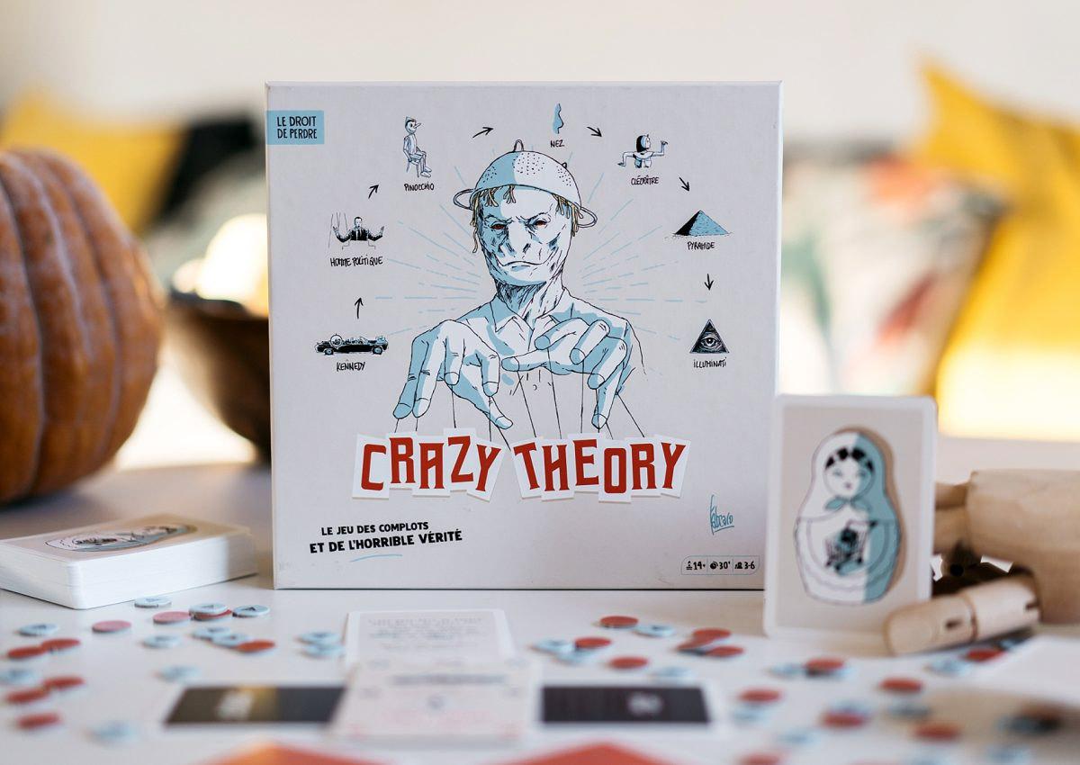 Crazy theory, le jeu des complots et de l'horrible vérité