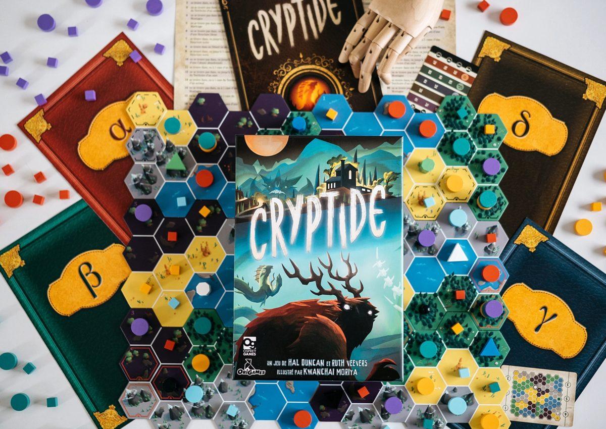 Cryptide, un cache cache ambitieux !