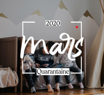 La quarantaine en mars