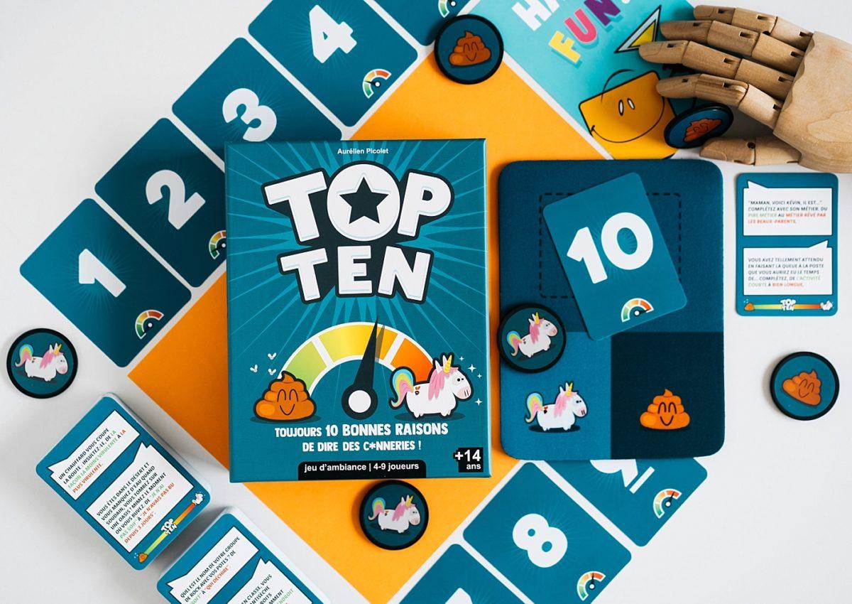 10 bonnes raisons de jouer à Top ten