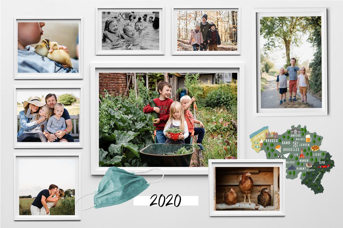 Ma rétrospective 2020